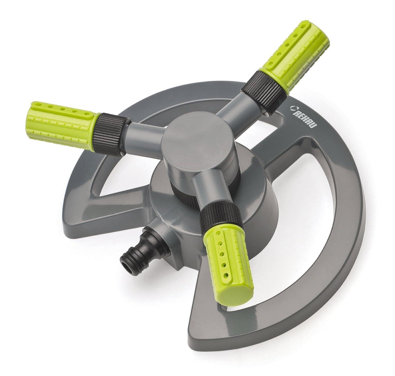 "Sprenger Bewässerung 1//2/"" TRIO Regner 3 Arm Sprinkler"