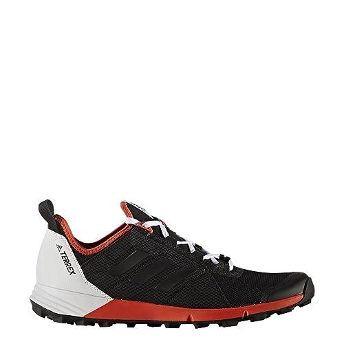 3925481cb8b adidas TERREX AGRAVIC SPEED, Zapatillas de trail running, Hombre, Negro  (NEGBAS/