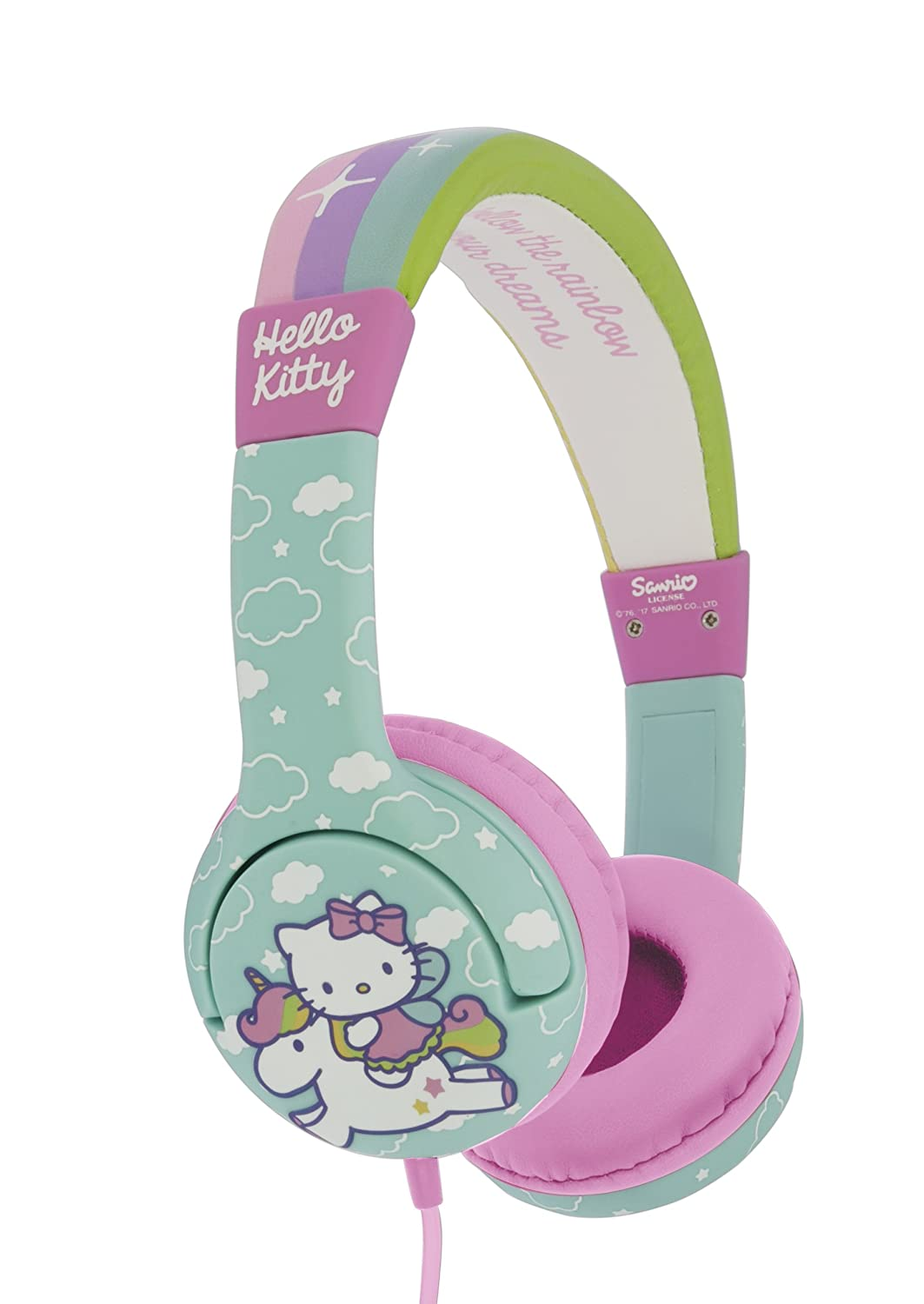Hello Kitty - Kopfhörer Unicorn