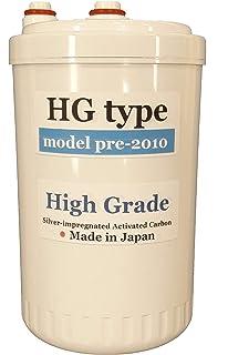 HG Type Sanastec AF-9000 GAC Kangen Compatible GAC Filter for SD501 Toyo and Impart DX II