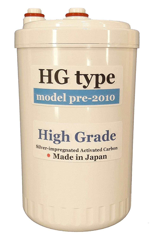 "Japan Made High Grade Water Compatible Filter for MW-7000HG Enagic Kangen SD501HG -""HG"" Original Model(Not Compatible with HG-N Models)"