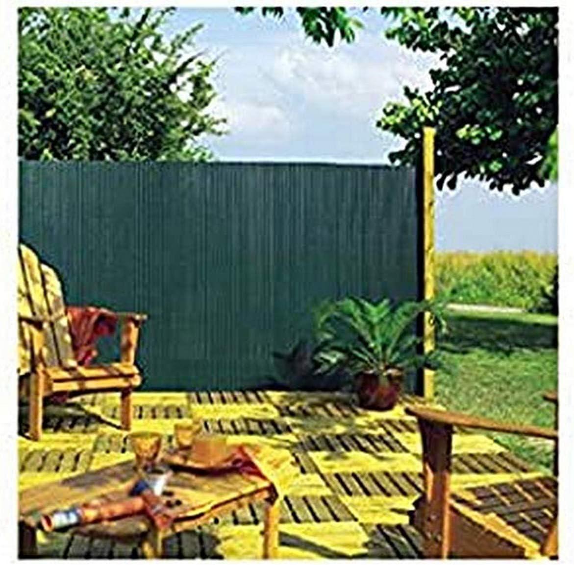 Intermas M292834 - Cañizo sintetico media caña 1 x 3 m bambu: Amazon.es: Bricolaje y herramientas