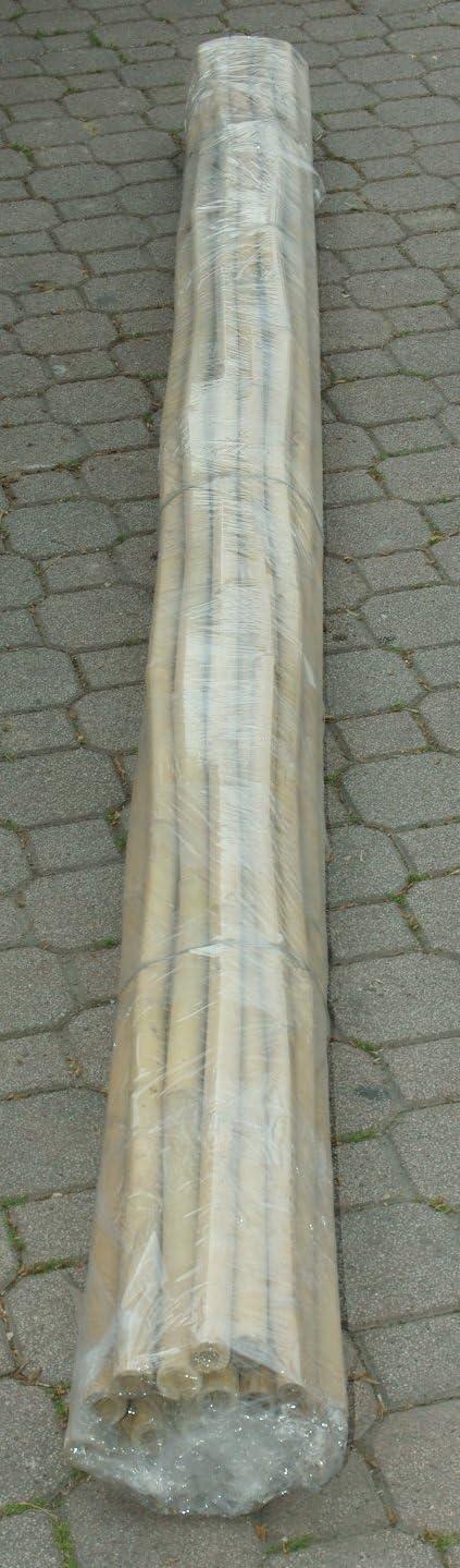 Cañas de Bambú para soporte hortalizas y otros usos de cm 300 de ...