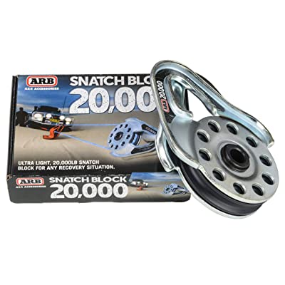 ARB Products 10100020 20000 lbs Snatch Block: Automotive