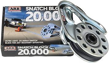 ARB 10100020A Snatch Block Ultra Light