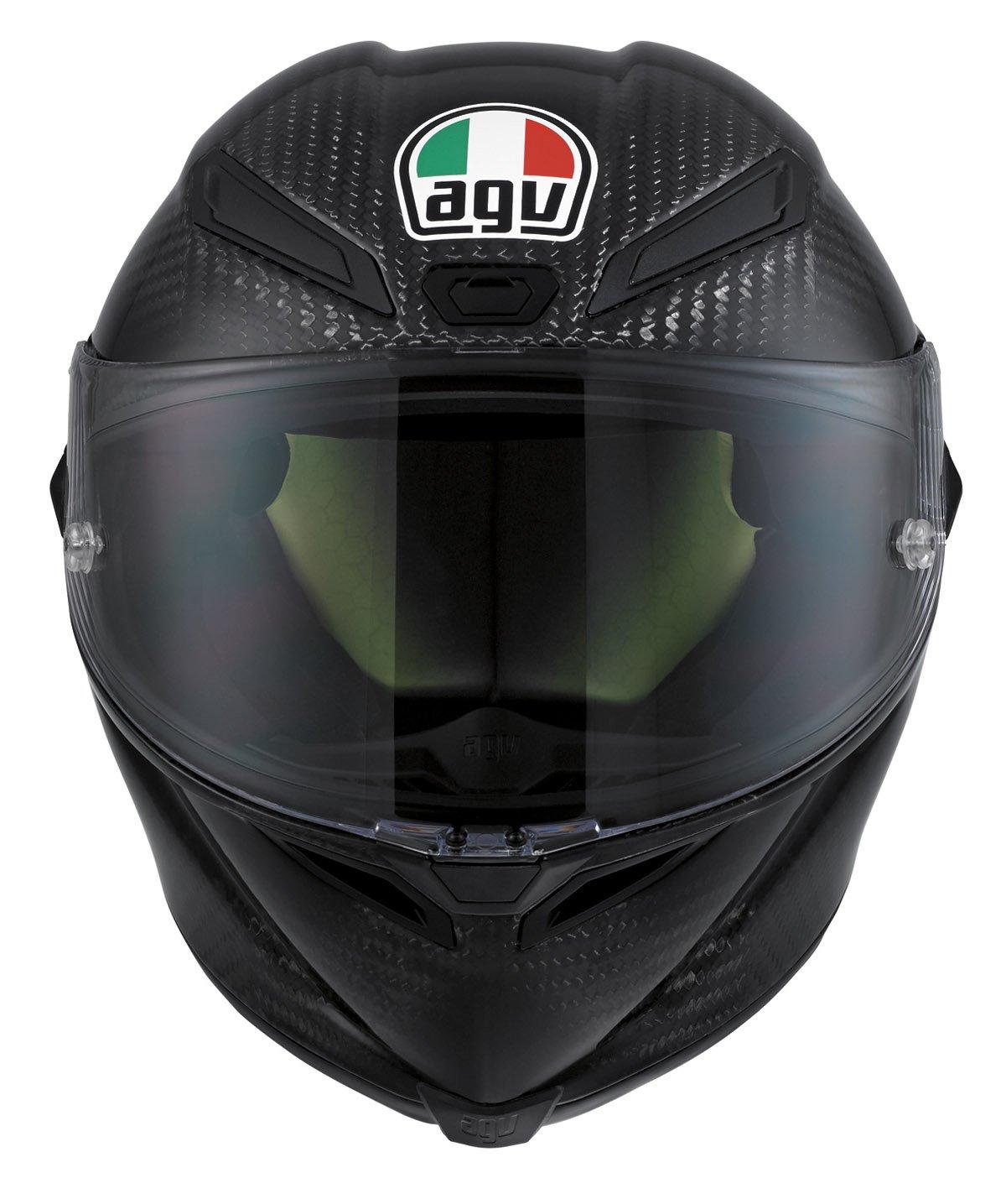 Amazon.es: AGV J6001A4DW002 - Casco de moto modelo Pista GP, color gris carbón ml Grigio (Carbon)