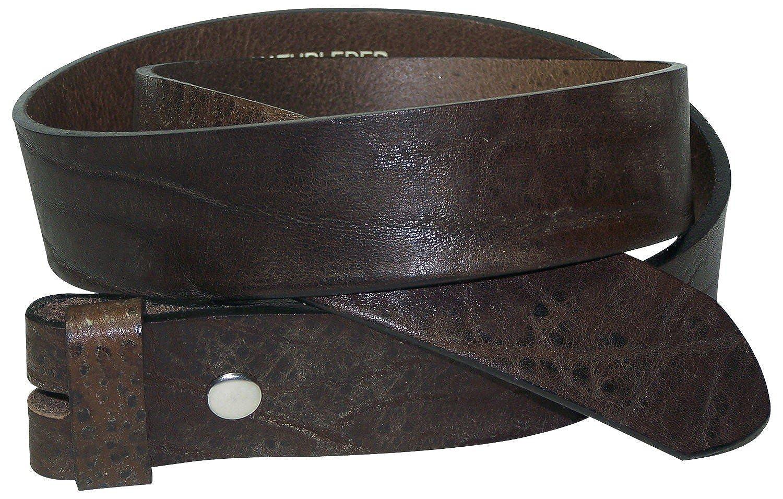 Fronhofer Ceinture modulable   Ceinture écologique sans boucle   Ceinture à  bouton-pression   cuir naturel véritable à l aspect vintage 17534   Amazon.fr  ... 1ccba3f5306