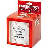 Notfall Toilettenpapier Emergency Fun Klopapier Für Notfälle