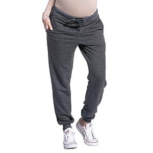Zeta Ville - Pantalon maternité taille basse chevilles resserrées - femme - 668c