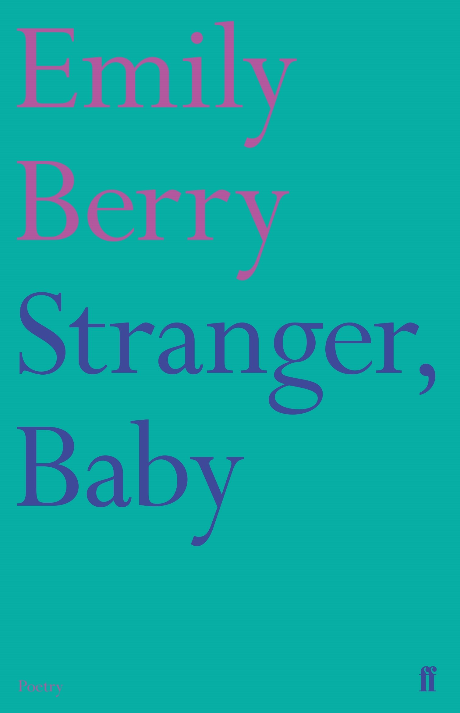 Stranger, Baby (English Edition)