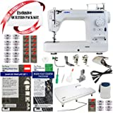 Juki TL2010Q Long-Arm Sewing & Quilting Machine w/ Limited time Quilters Package!