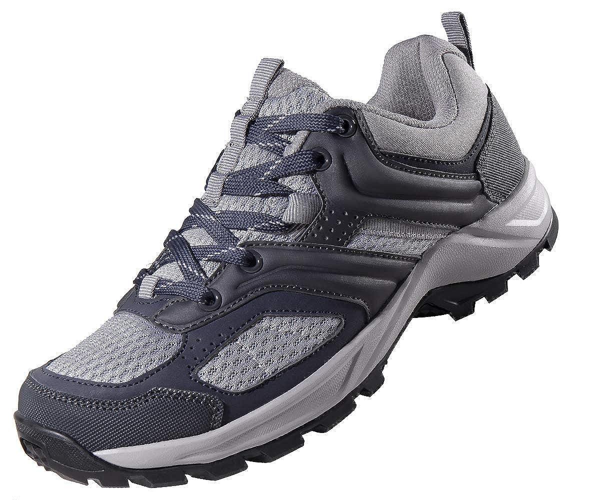 CAMEL CROWN Scarpe da Trekking Donna Scarpe da Escursionismo Antiscivolo Traspiranti Scarpe da Corsa Arrampicata Passeggiate Sportiva All'aperto scarpe da ginnastica Nero rosa 37.5-42.5