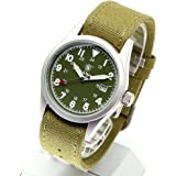 [Smith & Wesson]スミス&ウェッソン ミリタリー腕時計 MILITARY WATCH OLIVE DRAB SWW-1464-OD [正規品]