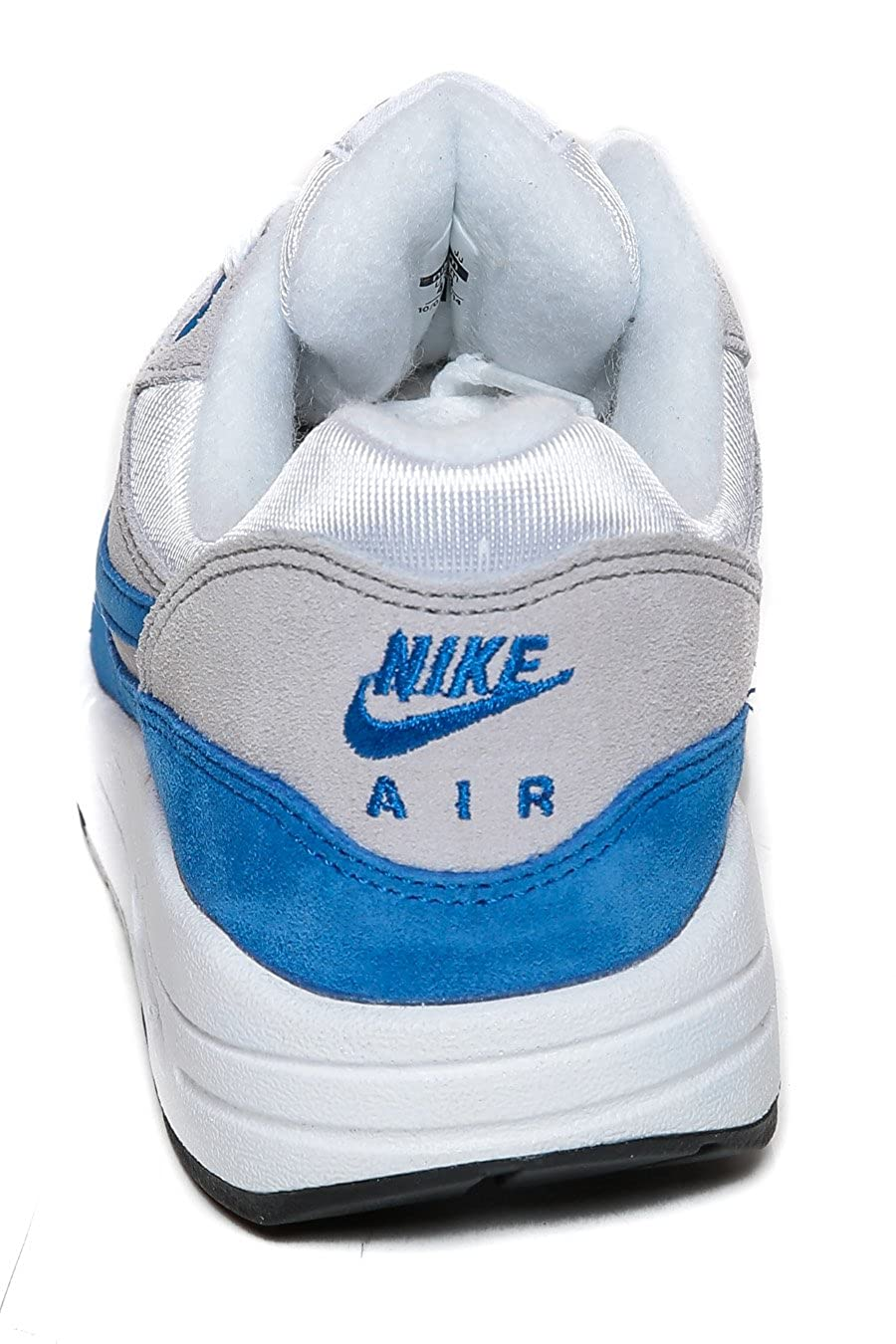 Nike Unisex Kids  Air Max 1 (Gs) Hi-Top Sneakers  Amazon.co.uk  Shoes   Bags becae6358