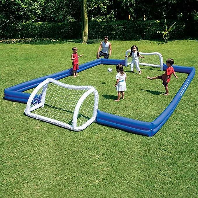 Bestway - Campo de fútbol Hinchable (52156): Amazon.es: Juguetes y juegos