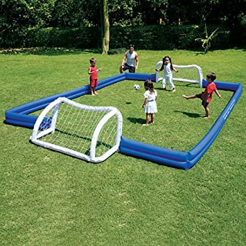 Bestway - Campo de fútbol hinchable (52156): Amazon.es ...