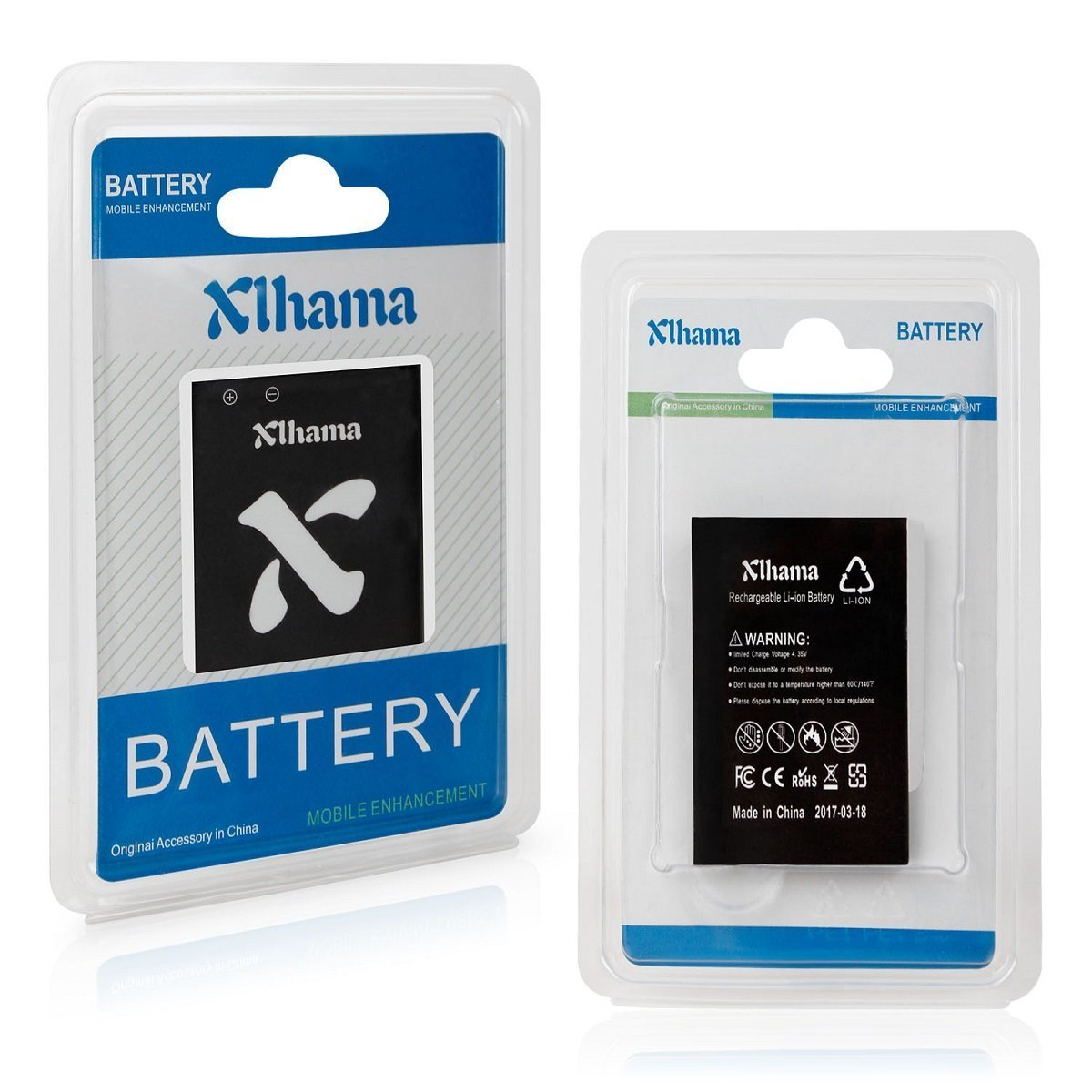 Xlhama Battery compatible with Huawei R216/HB434666RBC/E5573/E5577