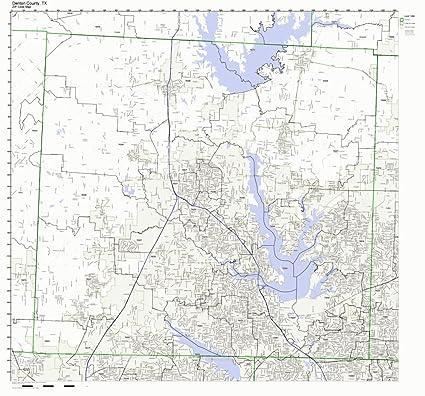 denton county texas zip codes