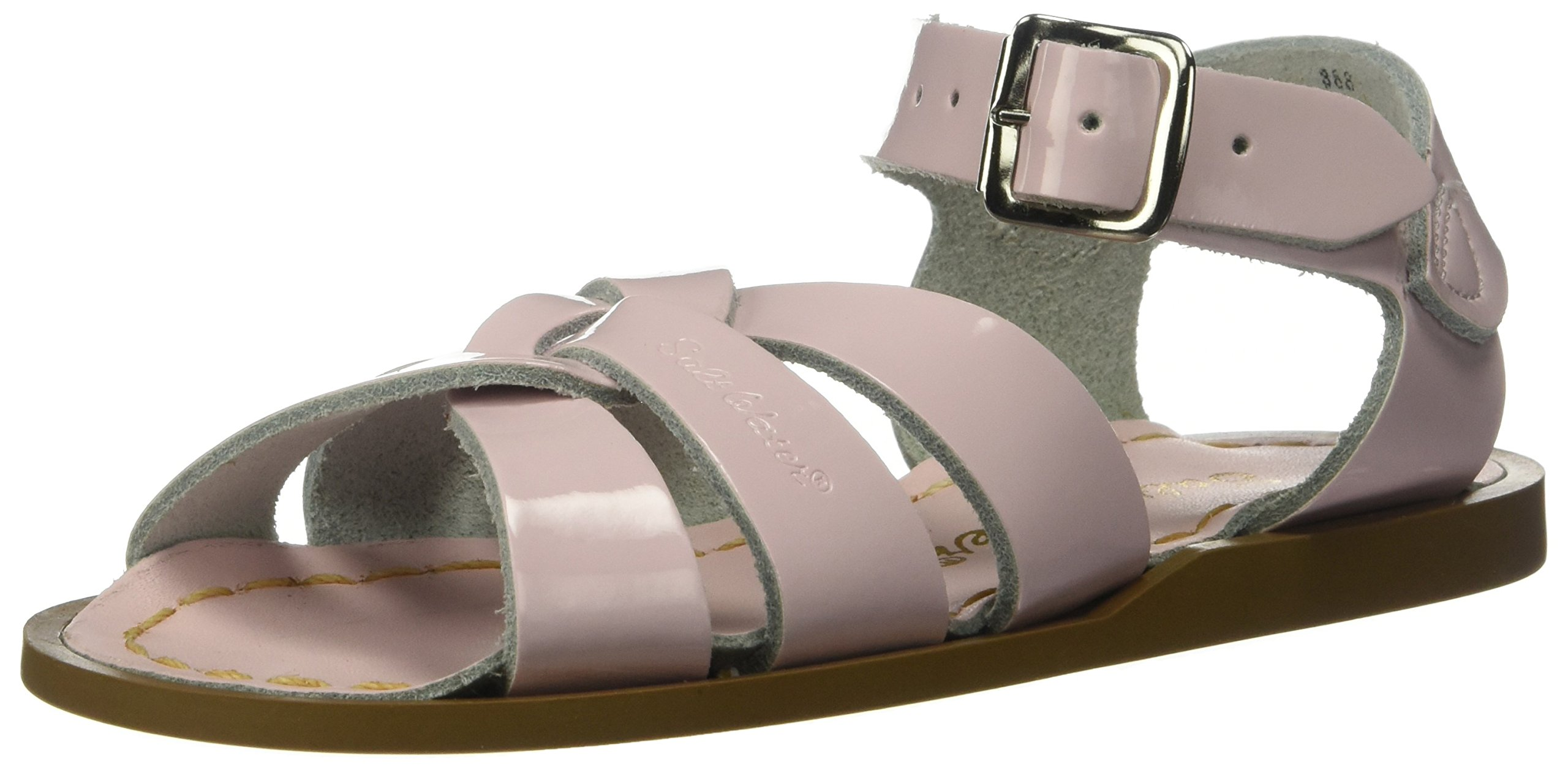 4034a51baf7 Galleon - Saltwater By Hoy Girls Sun-San Surfer Flat Sandal  (Infant Toddler Little Kid)