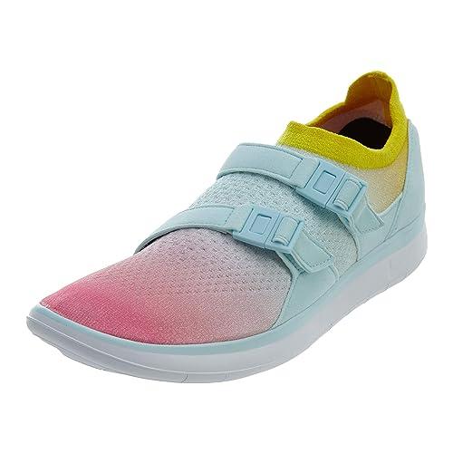 ab788583f2ef Nike W AIR SOCKRACER Flyknit Womens Running-Shoes 896447-100 7 - White  Glacier