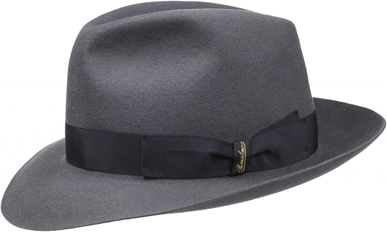 Borsalino Sombrero Fedora 50 Gramos by Sombreros de fieltrosombrero Hombre Fieltro