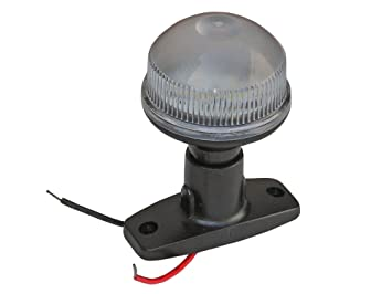 marine all round strobe led anchor navigation light 12v for boats