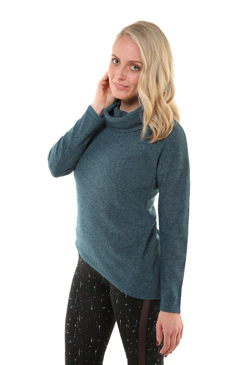 Soybu Womens Serene Sweater, Bauble, Large by Soybu