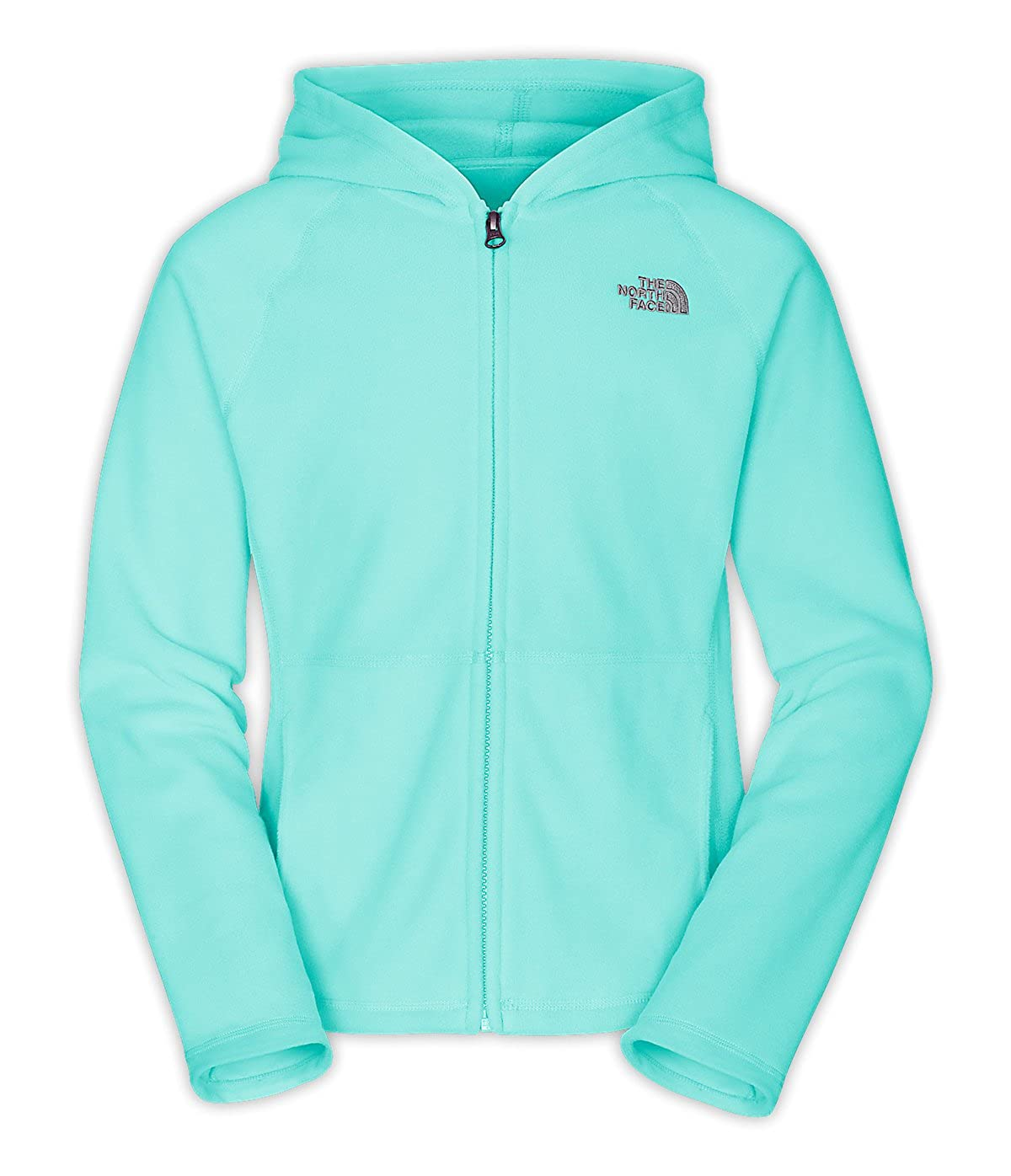The North Face Girls Glacier Full Zip Hoodie