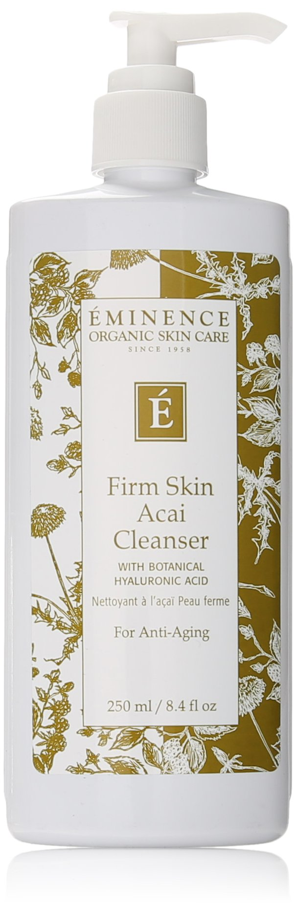 Eminence Firm Skin Acai Cleanser, 8.4 Ounce (Package may vary) by Eminence