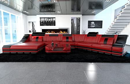 Divano Pelle Di Bufalo Rosso.Xxl Interni Casa Turino Cl Formina Rosso Nero Divano Divano Divano