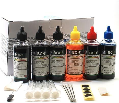 Amazon.com: BCH estándar 600 ml Kit de refill de ...