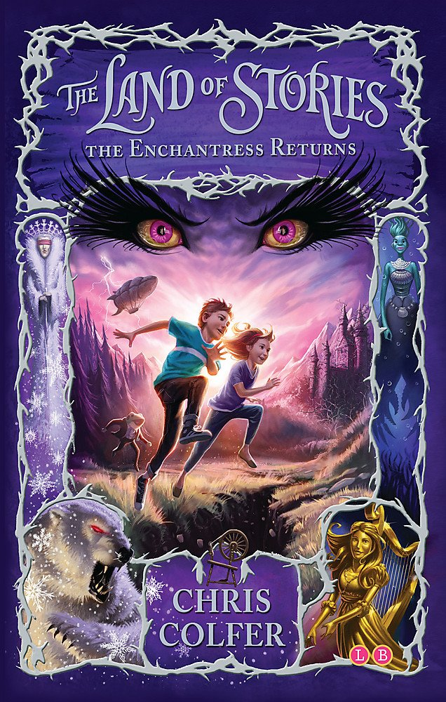 The Enchantress Returns: Book 2 (The Land of Stories, Band 2)