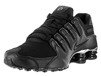 Nike Men's Shox NZ PRM Black 536184-001 (SIZE: ...