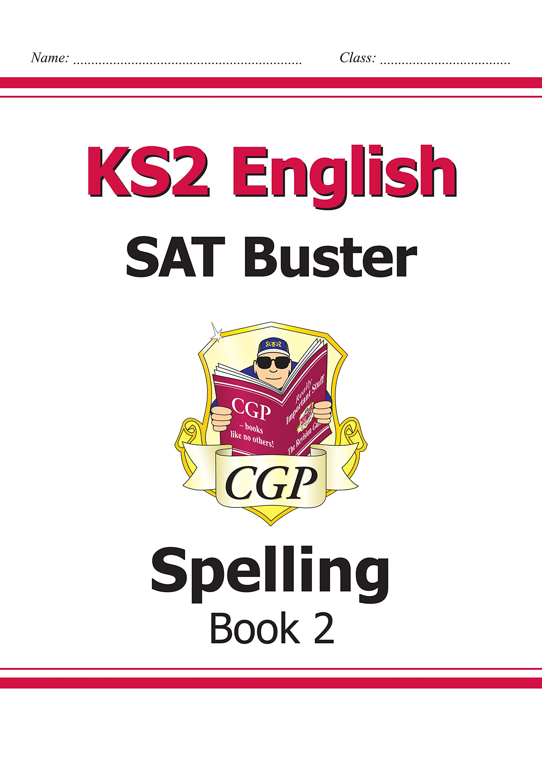 KS2 English SAT Buster   Spelling Book 2  For The 2020 Tests