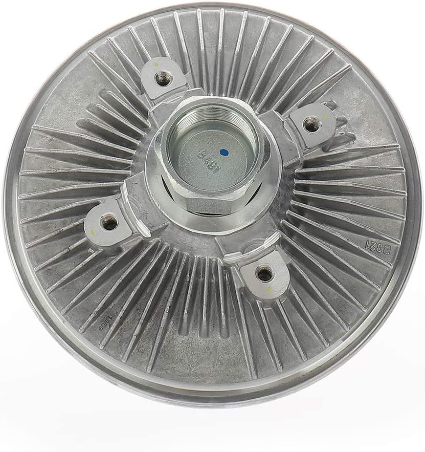 FIS MAZDA 94-97 B4000 91-84 NAVAJO Radiator Fan Clutch 22166 6L2Z8A616-BA 99-03 ECONOLINE 91-97 EXPLORER IRONTEK 2793 2794 Engine Cooling Fan Clutch fits FORD 98-03 E-150 E-250 E-350 00-02 E-450