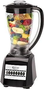Betty Crocker BC-2356CB Blender with Plastic Jar