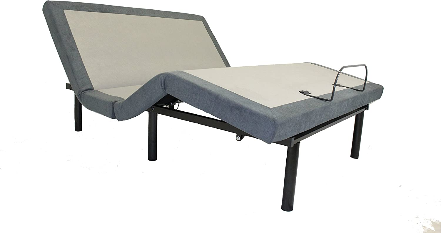 iDealBed Custom Comfort Adjustable Bed