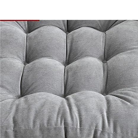 QTQZ Pana Espesado futon,Color sólido Silla Tatami algodón ...