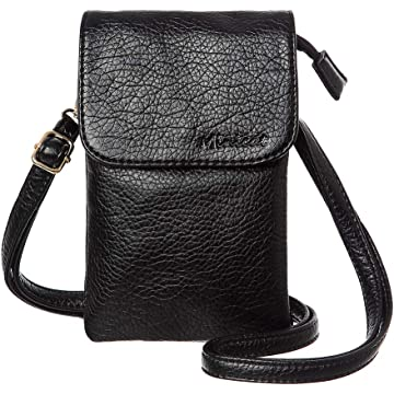 4f167f5986 MINICAT Roomy Pockets Series Small Crossbody Bags Cell Phone Purse Wallet  For Women