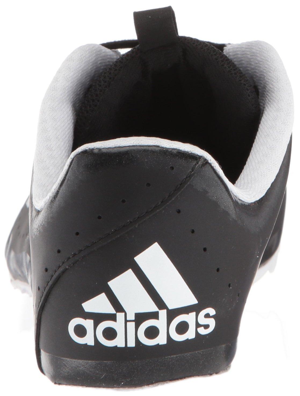adidas Women's Sprintstar w, Core Black/Orange/White, 5.5 M US by adidas (Image #2)