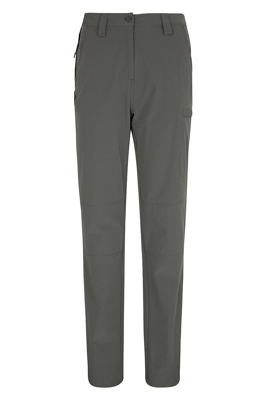 Mountain Warehouse Trek Stretch Womens Trousers - Ladies Summer Pants