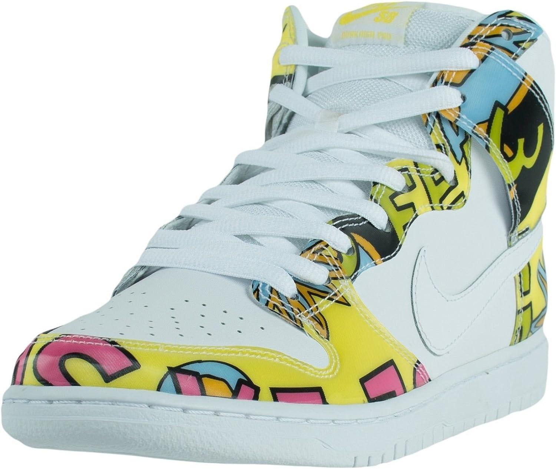 Artificial Sinfonía No es suficiente  Amazon.com | NIKE Dunk high PRM DLS SB QS Mens hi top Trainers 748751 Sneakers  Shoes | Skateboarding