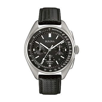 daaa4433924 Amazon.com  Bulova Men s Lunar Pilot Chronograph Watch 96B251  Watches