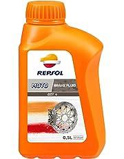 REPSOL MOTO DOT 4 BRAKE FLUID 1/2L