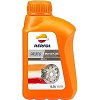 Repsol RP713A56 Moto Dot 4 Brake Fluid Liquido