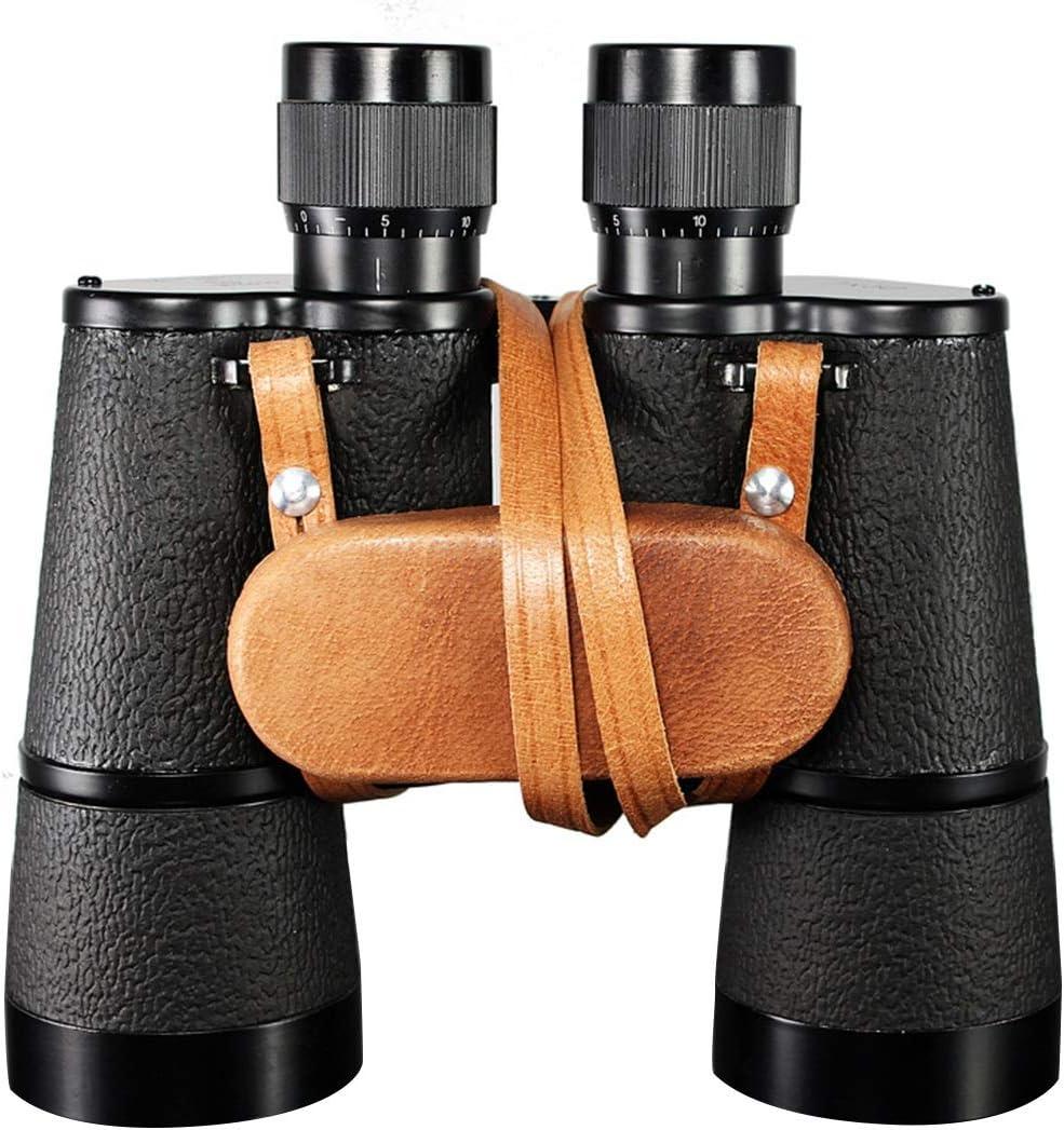 JPAKIOS 旅行ハイキング用の7x50コンパクト双眼鏡バードウォッチング、大人用コートレンズ付き双眼鏡