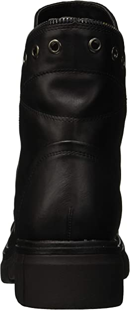 BATA 6916137, Stivali da Combattimento Donna, Nero (Nero 6