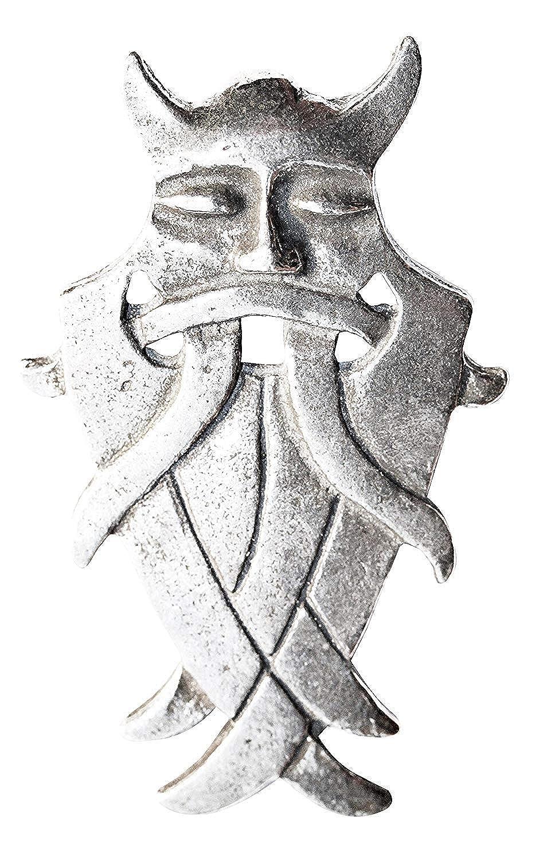 Máscara de Odin - por astucia y discreción - tesoro de Valhalla ...