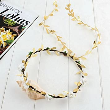 Girl's Accessories Festival Wedding Wreath Garland Crown Flower Headpiece Photography Tool For Adults And Children Apparel Accessories