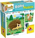 Lisciani Giochi Carotina Baby Puzzle Il Bosco, 65417.0